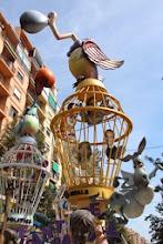Photo: 18.03.14 Visita a ver las fallas
