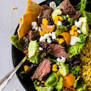 Simple Carne Asada Bowls Recipe