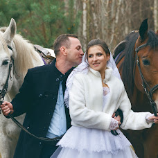 Wedding photographer Vladimir Belyy (len1010). Photo of 04.02.2018