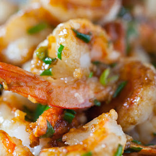 Oven Baked Chilli,Garlic and Ginger Shrimp Recipe