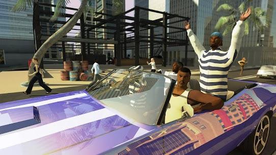 San Andreas Gang Wars Mod Apk (Unlimited Money + Unlock levels 7