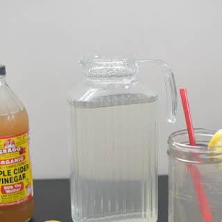 Debloat with a 2 Ingredient Detox Drink.