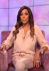 Wendy Williams besvimede, da hun lavede sit årlige halloween-show