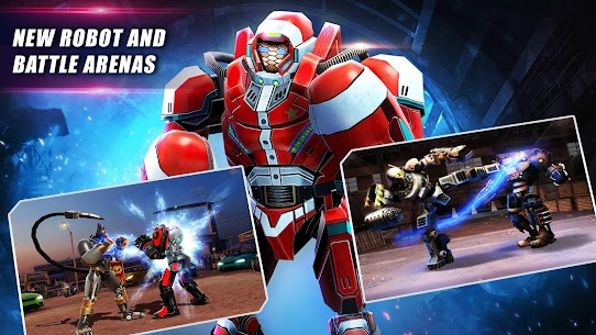 Real Steel World Robot Boxing MOD APK (Unlimited Money) 4