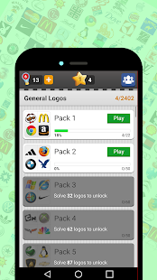 Logo Game: Guess Brand Quiz for PC-Windows 7,8,10 and Mac apk screenshot 16