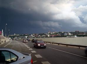 Photo: Burza nad Dunajem 18 (malowanka)