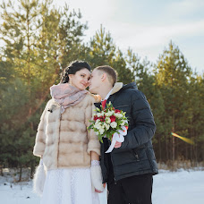 Wedding photographer Yuliya Lebedeva (Liana656656). Photo of 03.04.2017