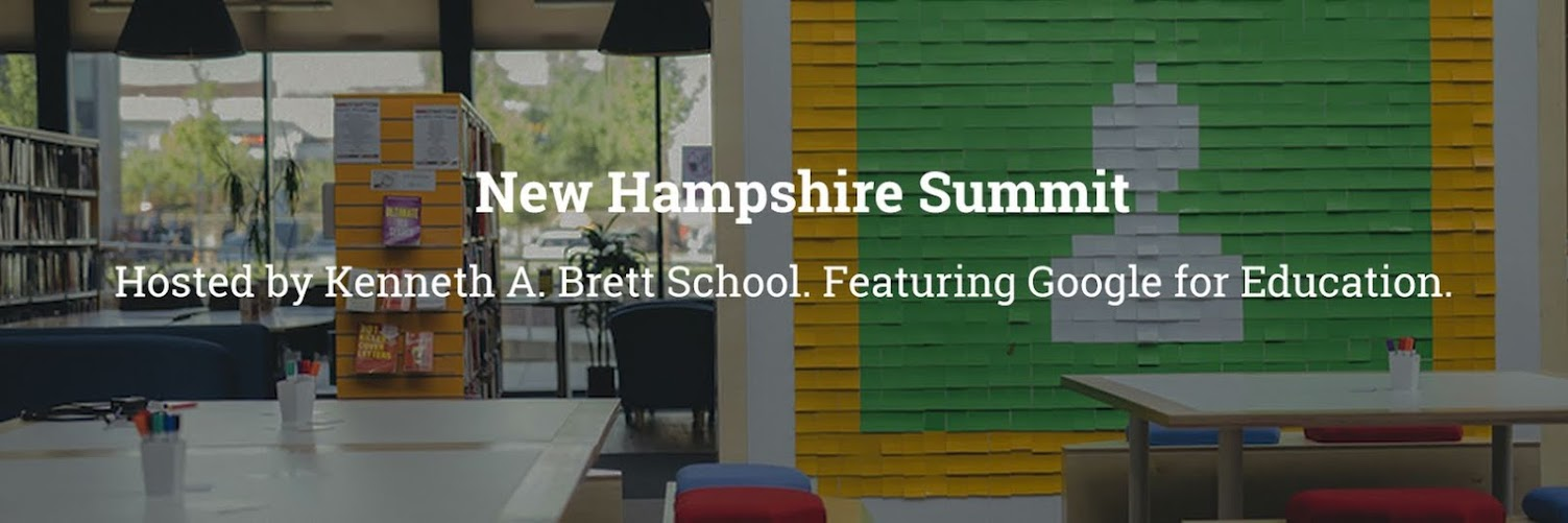 AppsEvents New Hampshire Summit featuring Google for Education