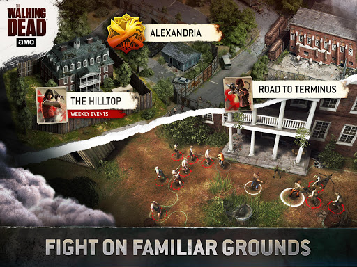 The Walking Dead No Man's Land screenshot 10