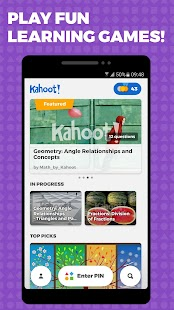 Kahoot!- screenshot thumbnail