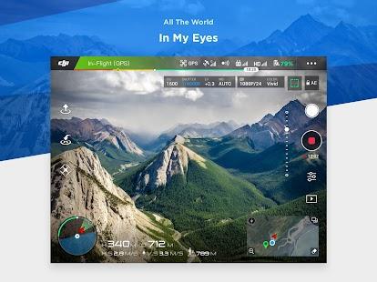 DJI GO App – Android Update – V4.3.4