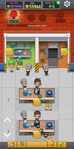 Idle Factory Tycoon 1.34.1 screenshots 6