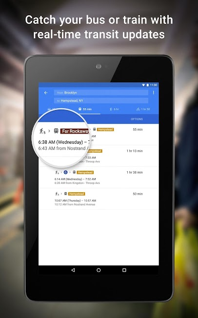 #18. Maps - Navigation & Transit (Android)
