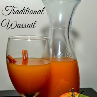 Traditional Wassail Cider Drink Recipe!