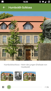 Audioguide Hettstedt- screenshot thumbnail