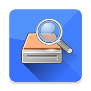 DiskDigger photo recovery APK icon