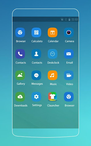Theme for Oppo A57 HD 1.0.1 screenshots 2