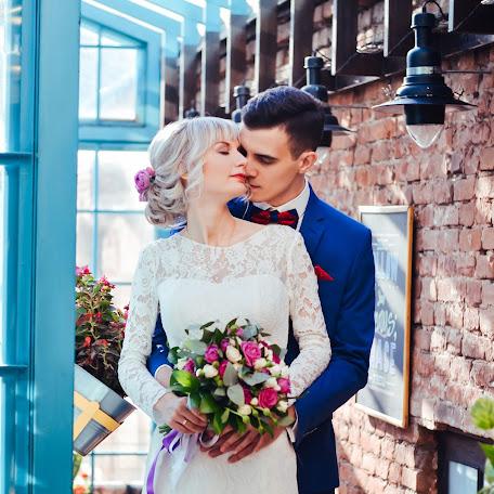 Wedding photographer Nikita Borisov (Fillipass). Photo of 14.10.2017