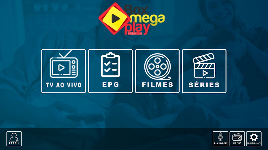 Megaplay Chile