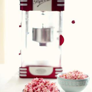 Cotton Candy Popcorn.