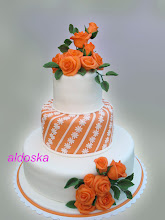 Photo: A day to remember by La Belle Auror by Aldoska (9/16/2012) View cake details here: http://cakesdecor.com/cakes/29077