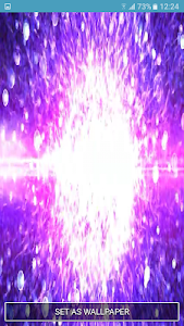 Atomic Space Live Wallpaper v1.00
