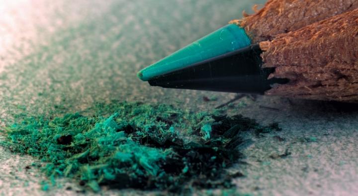 Small Green Details di Alessandro Pandolfi