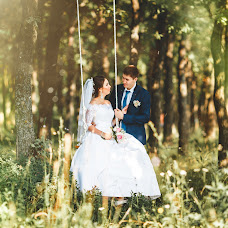 Wedding photographer Anton Grebenev (K1keR). Photo of 09.08.2017