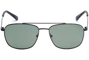 415c6825d4 Gant GA7072 C59 02R (matte black   green polarized)