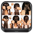 Simple hairstyles. v 11.0.0 app icon
