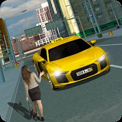 offroad crazy taxi car driving