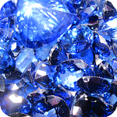Sapphire HD Live Wallpaper
