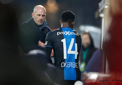 """Pas de problème pour David Okereke à Bruges: """"Il a compris"""""""