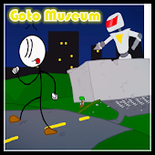 Stickman Go to Museum