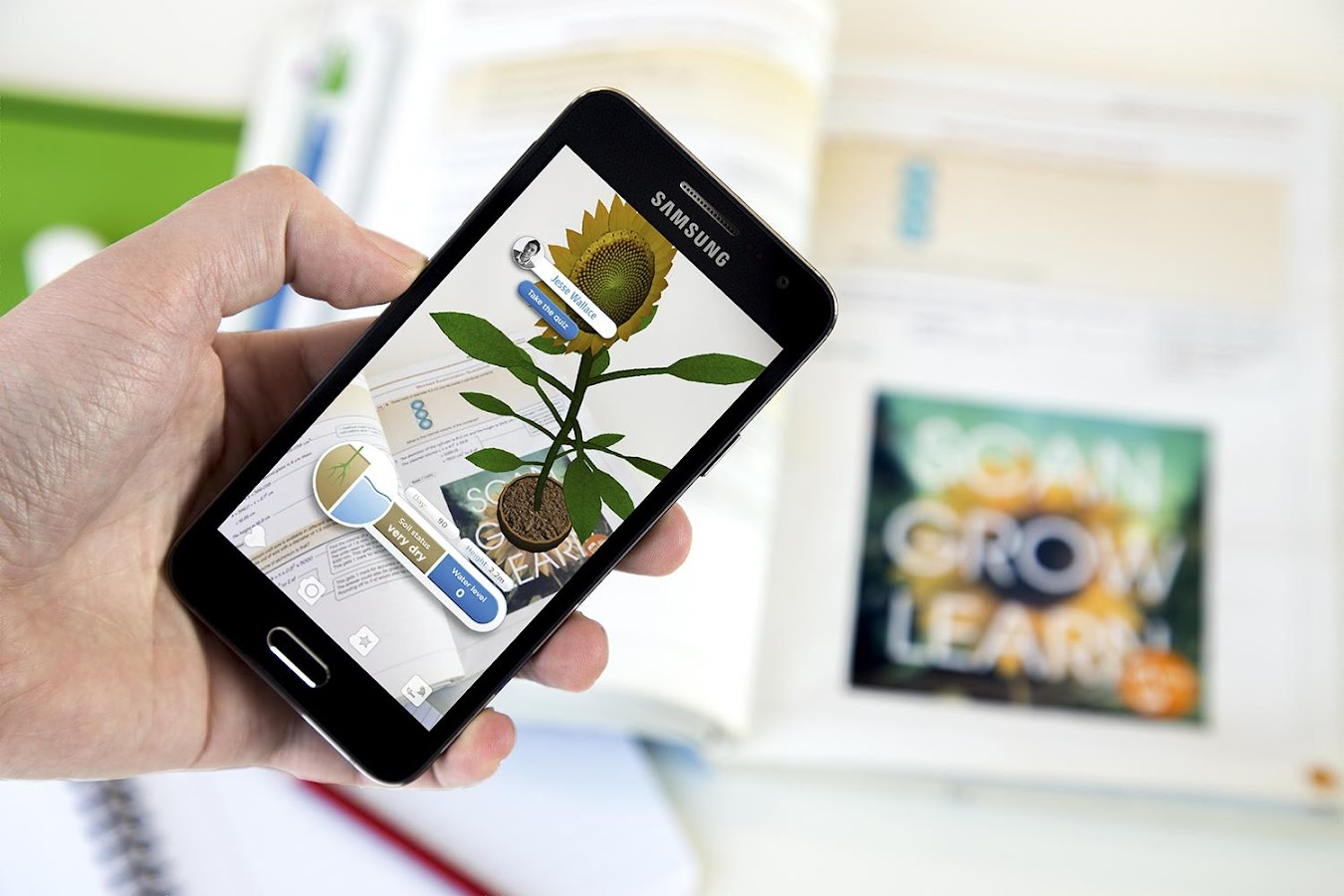 Blippar - screenshot