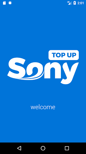 SonyTopup screenshot 2