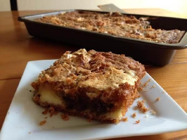Cheesecake Samoa S'mores Bars