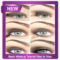 Basic Makeup Tutorial Step by Step icon
