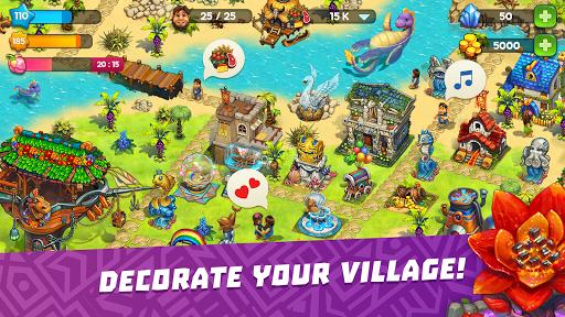 The Tribez: Build a Village screenshot 13