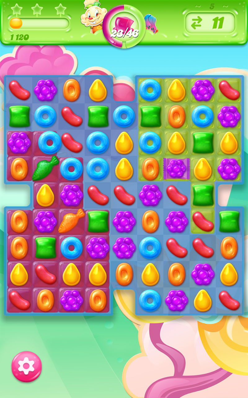 Candy Crush Jelly Saga Screenshot 11