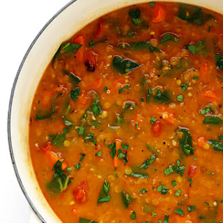 Italian Lentil Soup