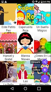 Cuentos Infantiles - náhled