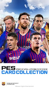 PES CARD COLLECTION 2.8.0 (143) (Armeabi-v7a)