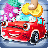 Car Wash Salon Kids Game