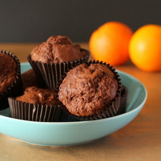 Chocolate Orange Muffins Cocoa Powder Recipes.