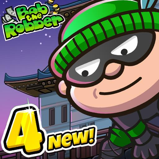 Bob The Robber 4 1.27 APK