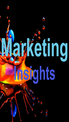 Marketing Insights screenshot 1