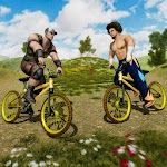 Wrestlers Bike Race Free