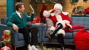 Zach Galifianakis Wears a Santa Suit thumbnail