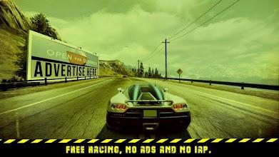 Racing men on town screenshot thumbnail